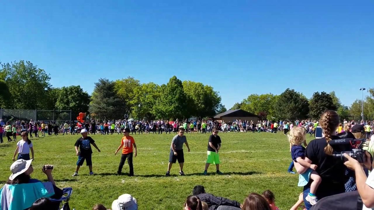 Cherry Hill Elementary 5th grade dance festival 2016/2017