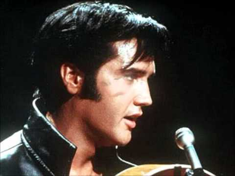 Elvis Presley duet with Dani Klein from Vaya Con dios