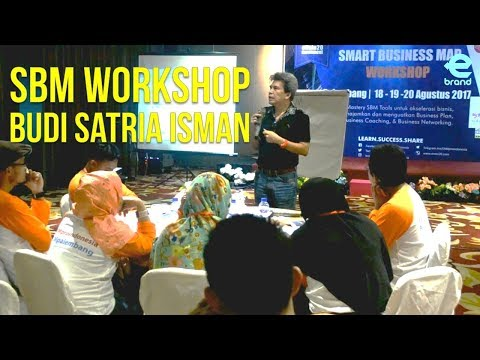 SMART BUSINESS MAP (SBM) WORKSHOP PALEMBANG 2017