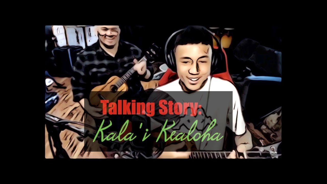 A Performance & Talk Story with Kala'i Kealoha