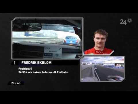 STCC 2008 Goteborg Race 1 - Race 2