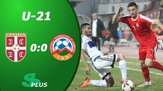 Serbia U-21 - Armenia U-21 0-0. Full Highlights