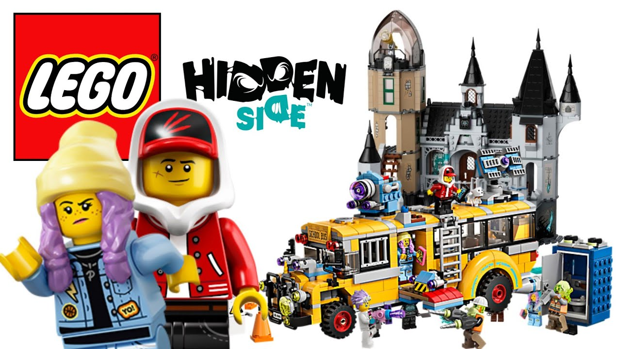 top 10 lego hidden side sets  youtube