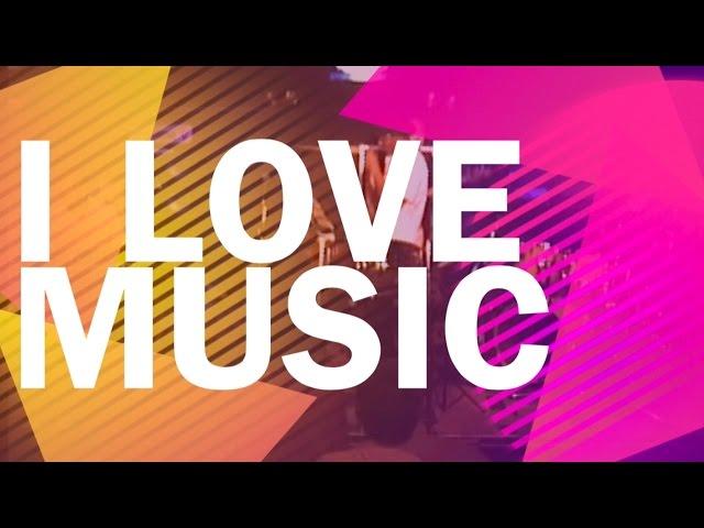 『I LOVE MUSIC』- Tony Guppy