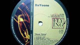 Dayeene   Good Thing(1992)