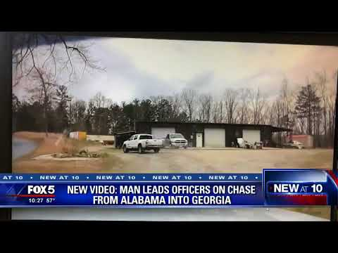 New Paulding County chase video