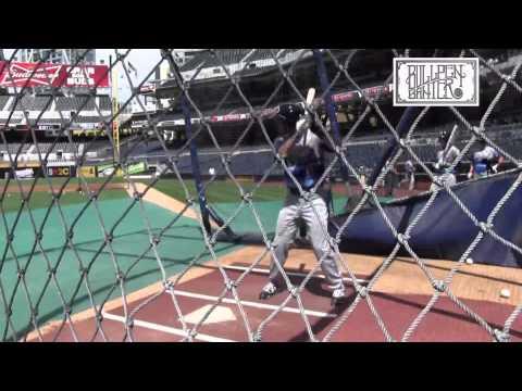 Nick Ciuffo Prospect Video, Lexington High School