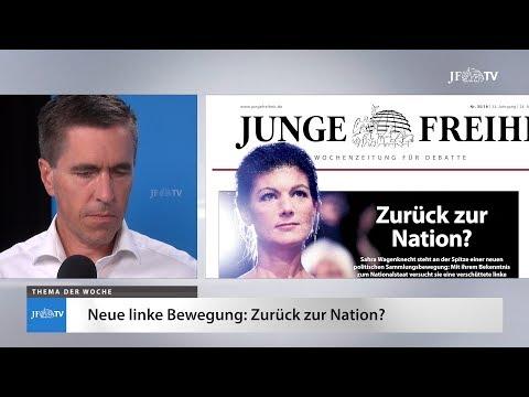 Ein Blick in die neue JF (35/18): Zurück zur Nation?