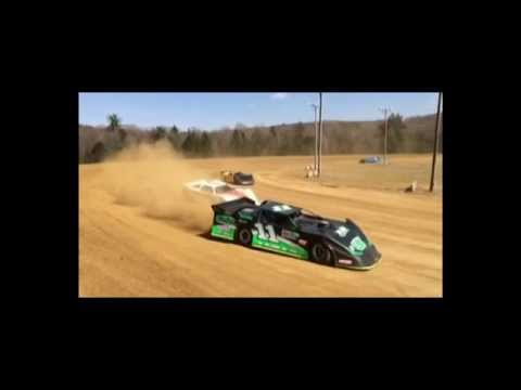 Dog Hollow Speedway - In Slow Motion 2015