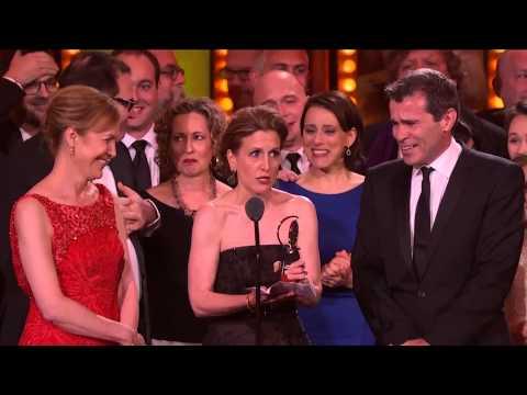 Acceptance Speech: Fun Home (2015)