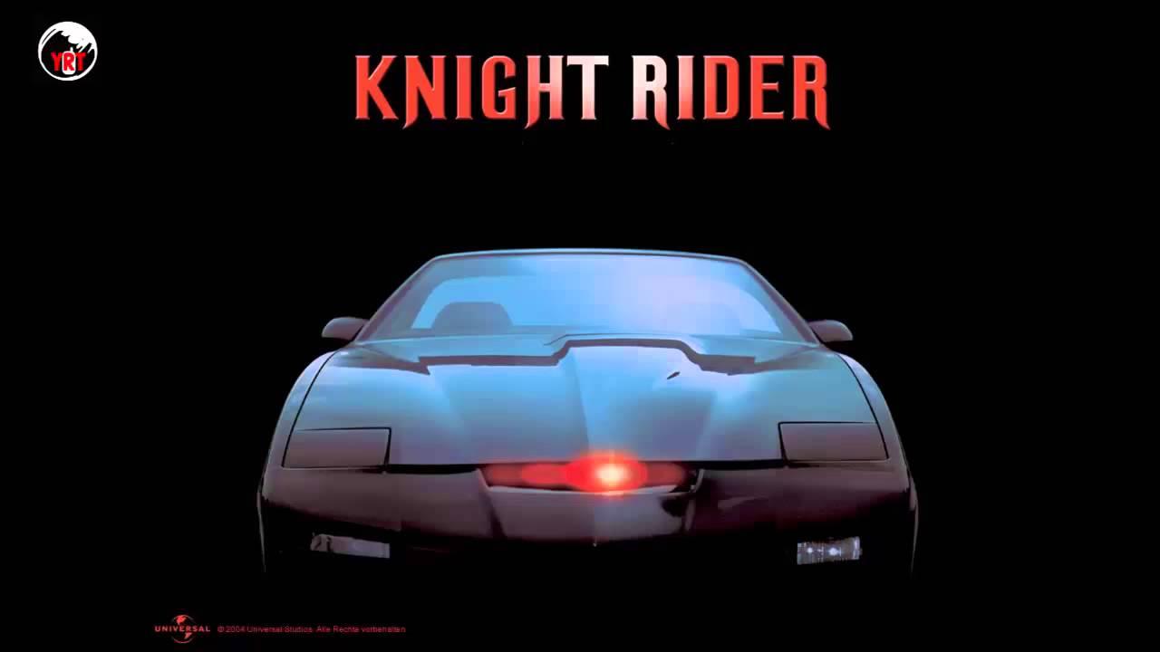 knight rider theme ring tone el auto fantastico youtube. Black Bedroom Furniture Sets. Home Design Ideas