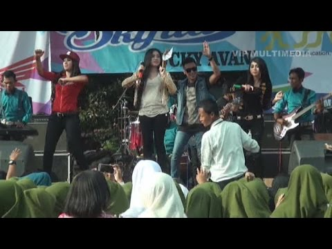 SMAN 1 PLEMAHAN Bersama Lucky Avanta Live# vip multimedia