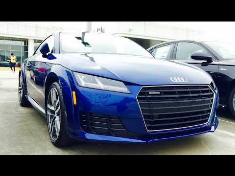 2016 Audi TT Coupe S Sport 2.0T Quattro S Tronic Full Review /Exhaust /Start Up