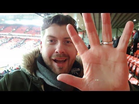 Liverpool 5-0 Watford SALAH SCORES FOUR GOALS!!!!
