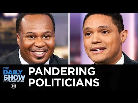 Democratic Presidential Contenders Seek the Black Vote | The Daily Show