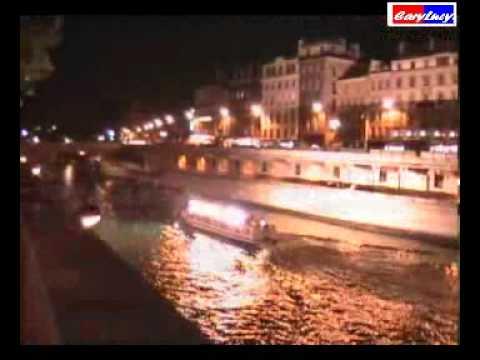 Découvrir Paris de nuit, Notre Dame Saint Michel