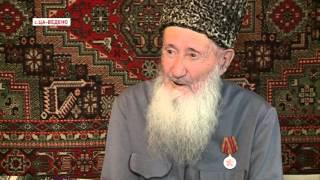 ВЕТЕРАН Великой Отечественной Войны из Чечни