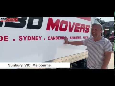 local and interstate removalist services in Sunbury, VIC