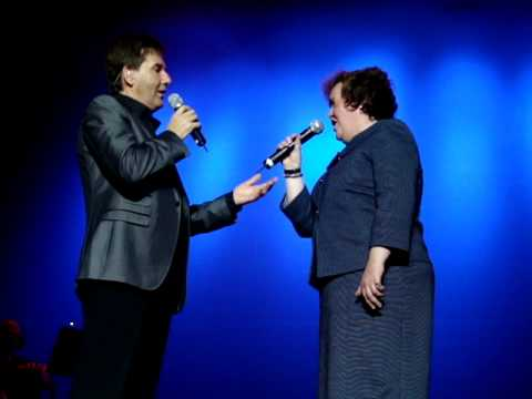 Susan Boyle & Daniel O'Donnell Sing Our Lady of Knock