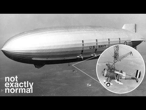 We had Flying Aircraft Carriers. What Happened?