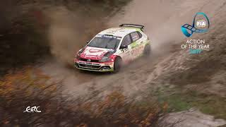 FIA Action of the Year - European Rally Championships