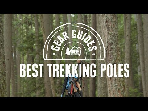 REI Co-op Gear Guide: Best Trekking Poles