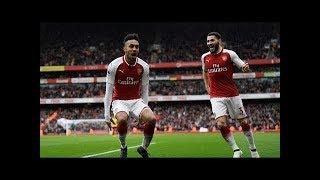 Arsenal vs Watford 3 - 0 Premier League1   11/03/2018