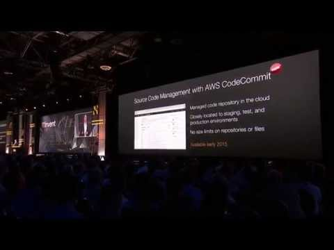 AWS re:Invent 2014 | Announcing AWS CodeCommit