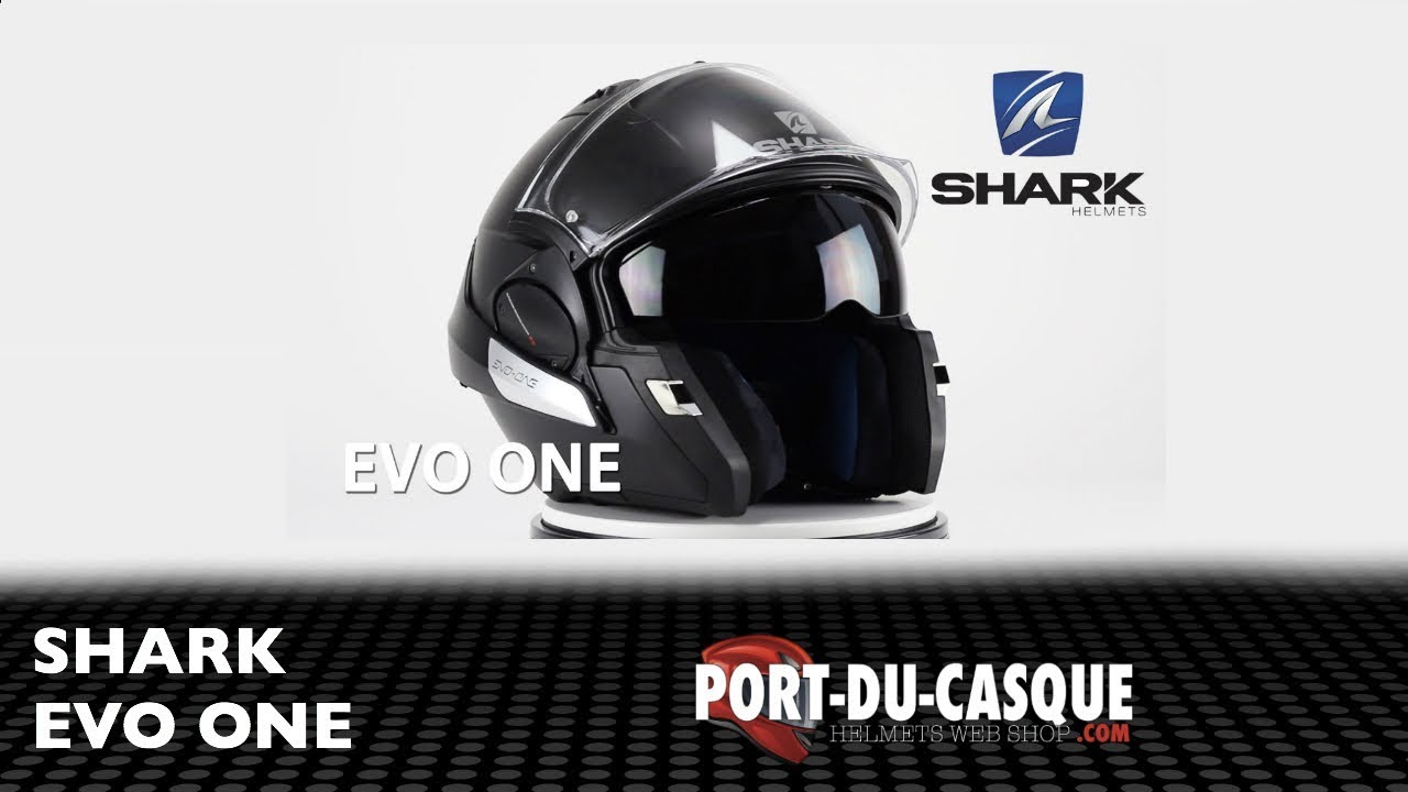 Casque Modulable Evo One One Reevolution One Helmet Youtube