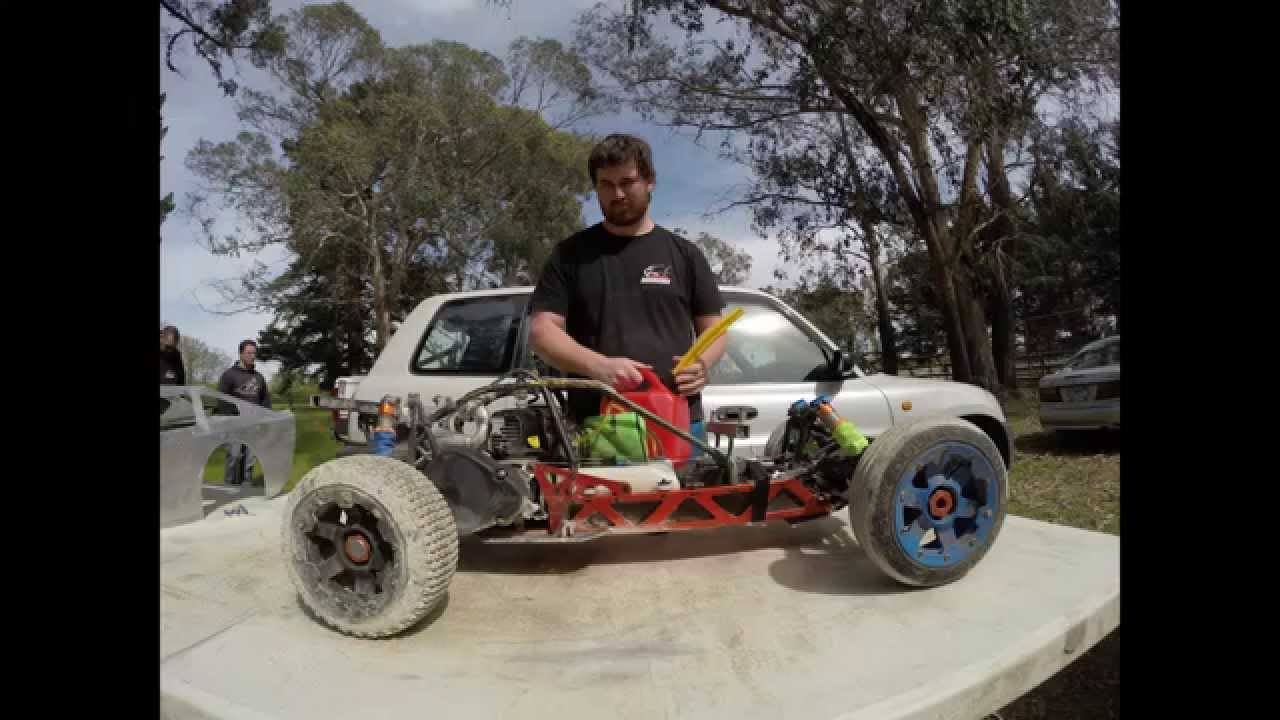 Working B Rc Car Practice 2015 Nz Rc 1 4 Scale