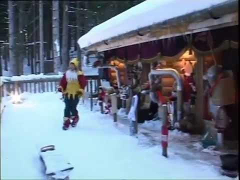 La Cabane du Père Noël aux Gets  (2007, TV 8 Mont-Blanc)