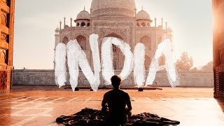 First time in India! - India Vlog Part 1
