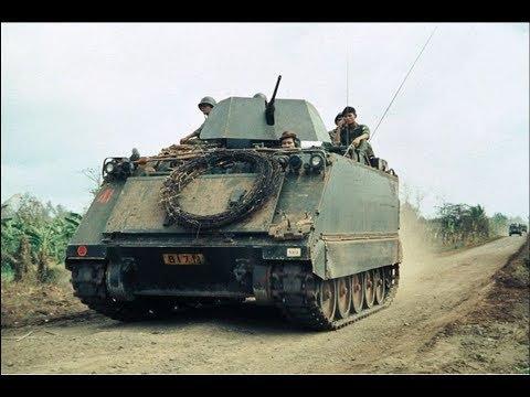 Броня Южного Вьетнама | Тематический стрим