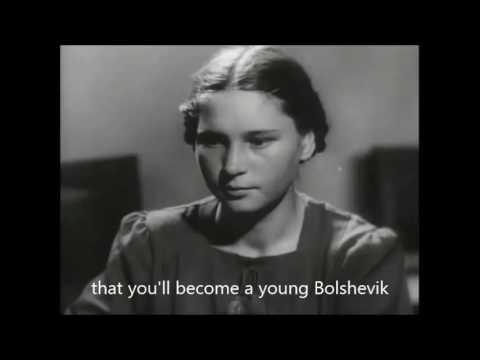 Admission to the Komsomol, 1940