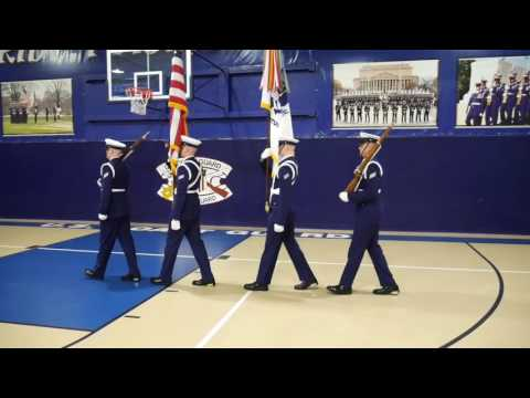 Color Guard Instructional Video
