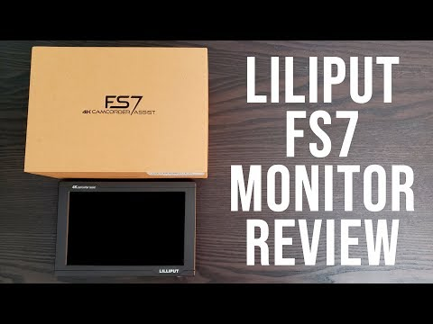 Liliput FS7 Monitor Review - MUST HAVE For URSA Mini
