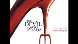 The Devil Wears Prada Original Score - 23. Christian & Andrea