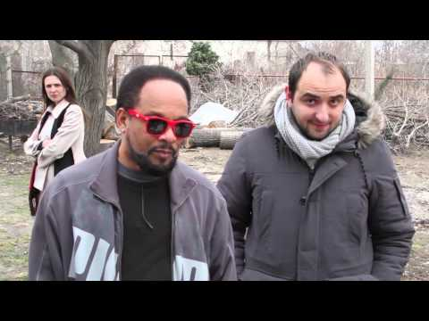Big Moutain in Tbilisi Georgia  - February 26, 2016
