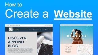 How to Create a Website or Blog (Mobile Optimized)