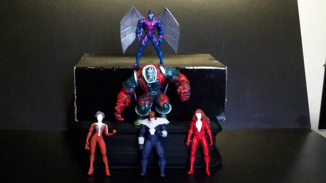 X-Men - Horsemen Of Apocalypse