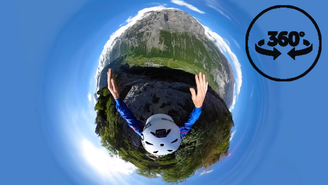360° VR BASE | Martin Schricke in Lauterbrunnen