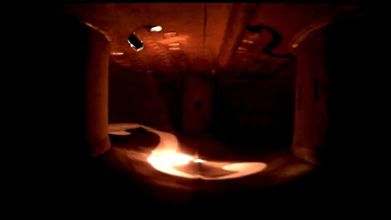 Sebastian Gramss: ...inside a double bass