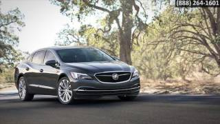 New 2017 Buick LaCrosse West Point Buick GMC Houston and Katy TX