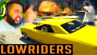 GTA 5 Prodigy Lady Killer, Pimping in LowRiders, Drive-by and More