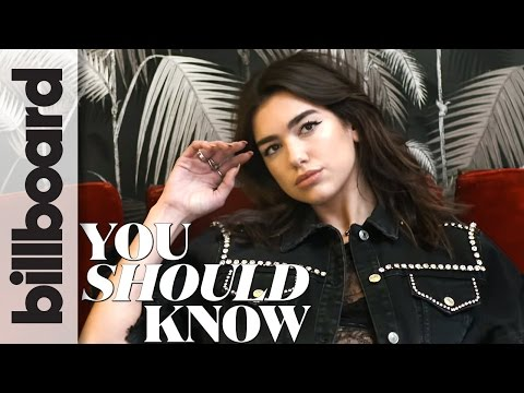 12 Things You Should Know About English Popstar Dua Lipa | Billboard