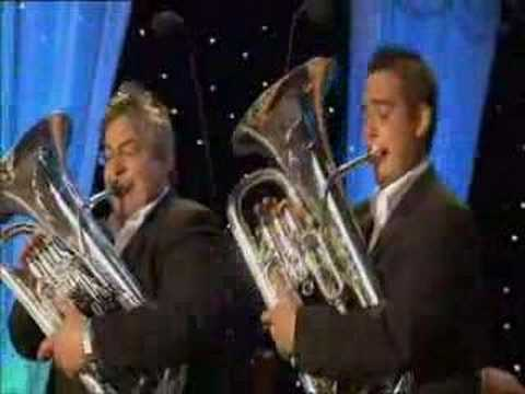 Robert & David Childs - Pearl Fishers Duet - Euphoniums