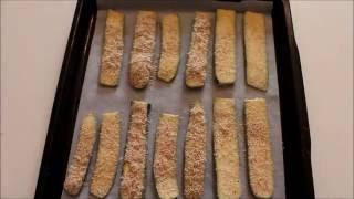 Zucchine gratinate al forno (light e velocissime)