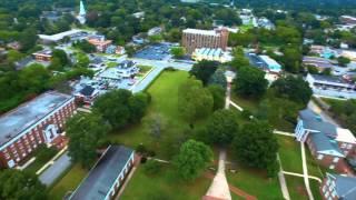 Greensboro College Aerial Tour