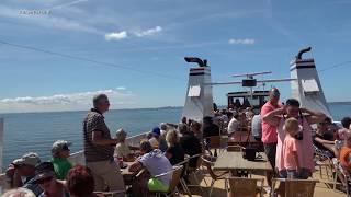 Texel Rondvaart met de Texel 44 oudeschid Zeehonden & Marine Haven Den Helder 5-8-2018