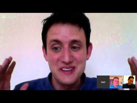 Zach Woods talks sleep-talking on 'Silicon Valley' [Exclusive Video]